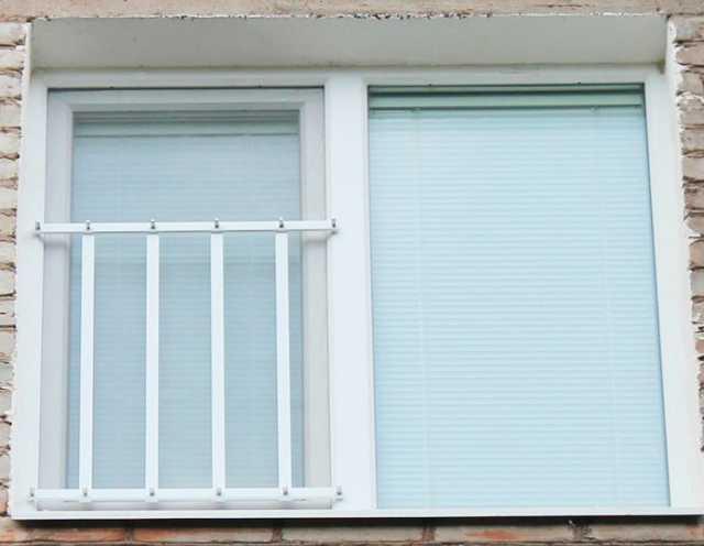 Продам Защитное ограждение от выпадения из окна