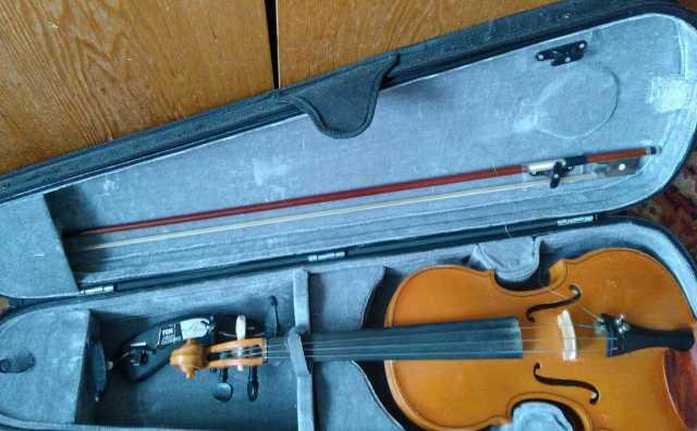 Продам Скрипка с аксессуарами