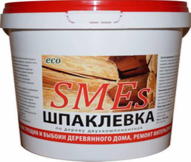 Продам Шпаклевка по дереву SMEs