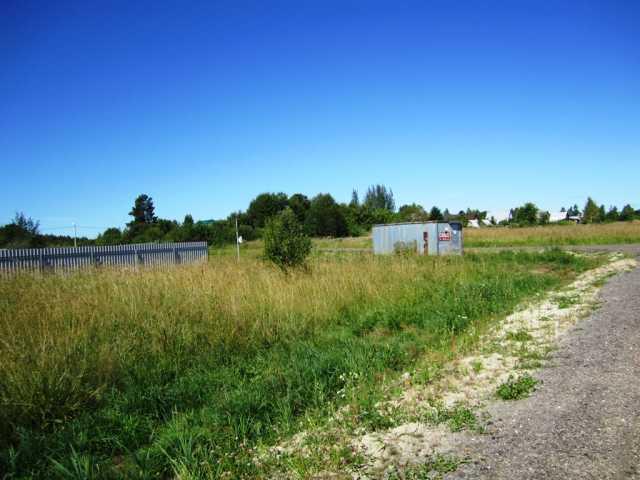 Продам: земельный участок 8 соток в дер. Васино,