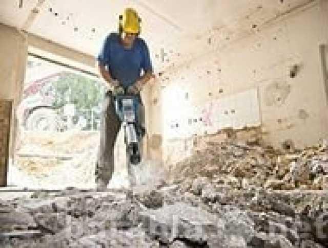 Предложение: Демонтаж домов стен стяжки бетона и т.п.