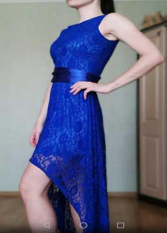 Продам Платье + серёжки в подарок