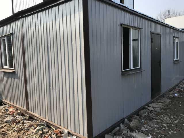Продам Модульное здание из 2-ух блок-контейнеро