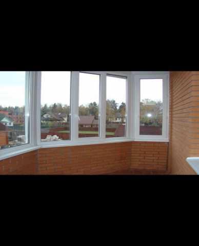 """Продам окна, балконы """"под ключ"""""""