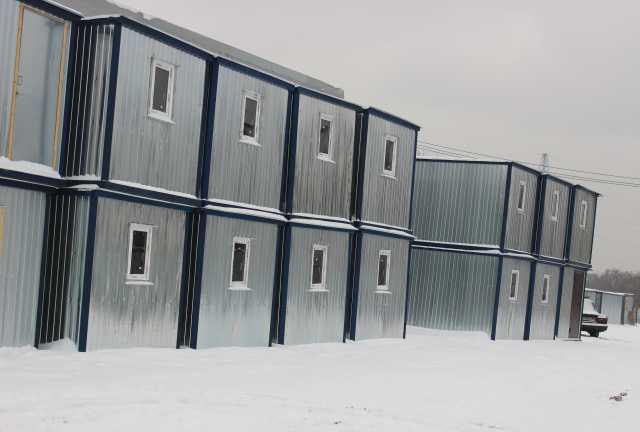 Продам Бытовку (Блок контейнер) №234 +электрика