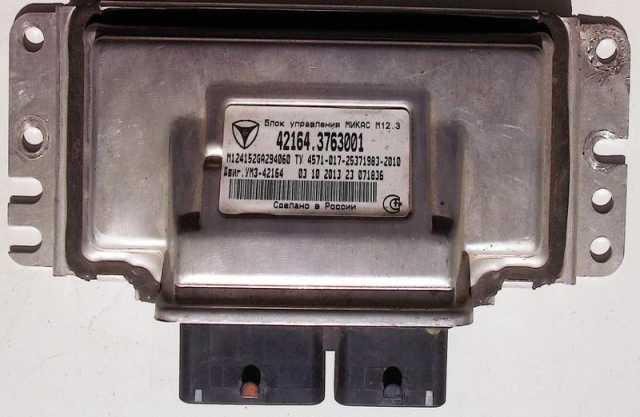 Продам Мозги Эбу контроллер Микас М12.3