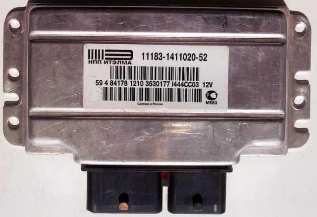 Продам: Мозги Эбу M74 11183-1411020-52