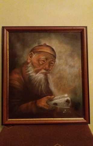 Продам Живопись.картина 1969 г. холст масло