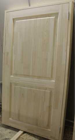 Продам Дверь деревянная филенчатая из массива