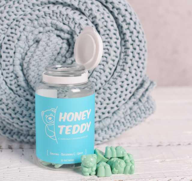 Продам Витамины Honey teddy hair