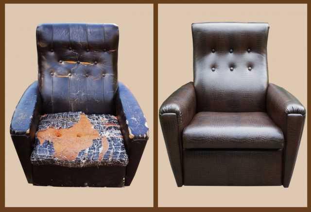 Предложение: Перетяжка мебели