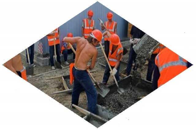 Ищу работу: Разнорабочие, строители, сварщики.