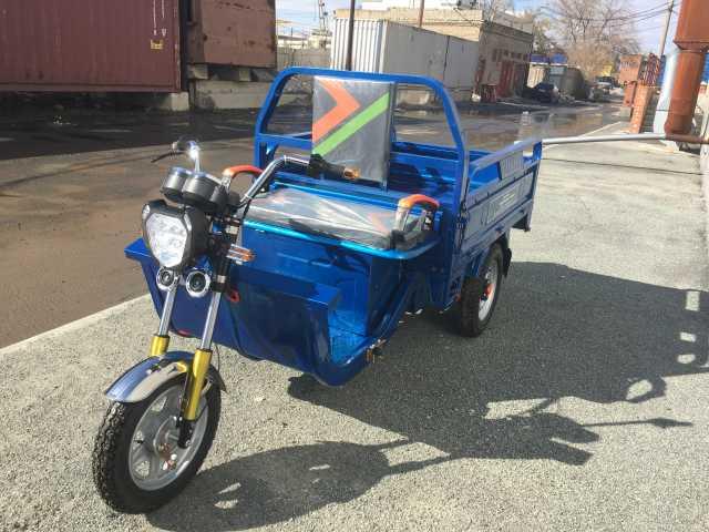 Продам: Муравей Трицикл Грузовой Электрический
