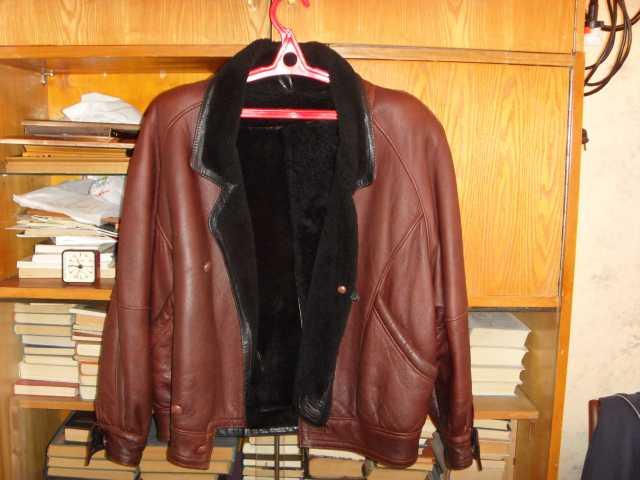 Продам Кожаная куртка.