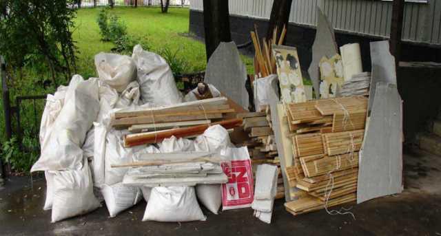 Предложение: Вывоз  мусора с грузчиками  в Омске