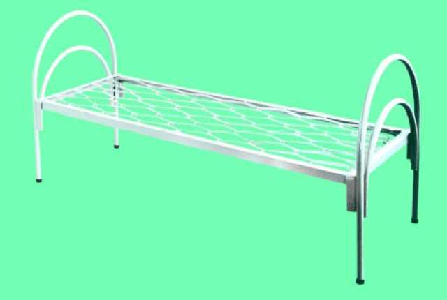 Продам Одноярусные металлические кровати