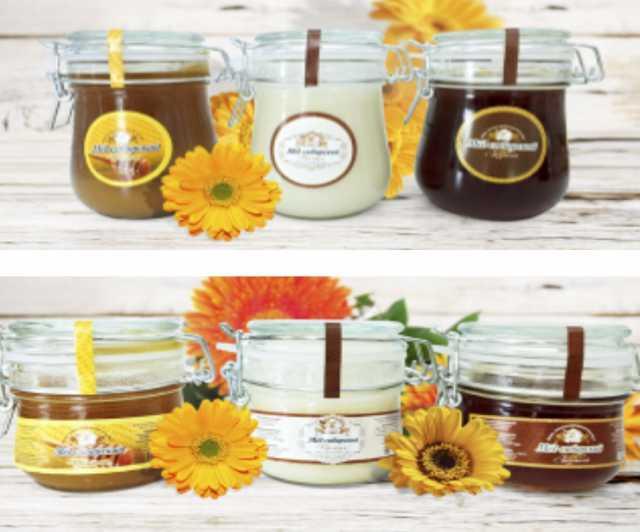Продам мед, воск, прополис