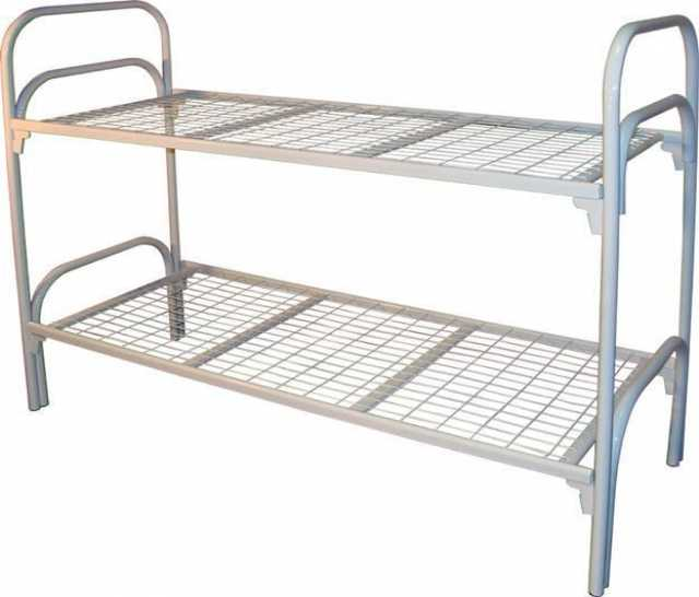 Продам Кровати металлические для гостиницы