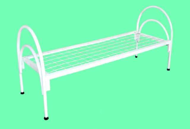 Продам Кровать металлическая с матрасом