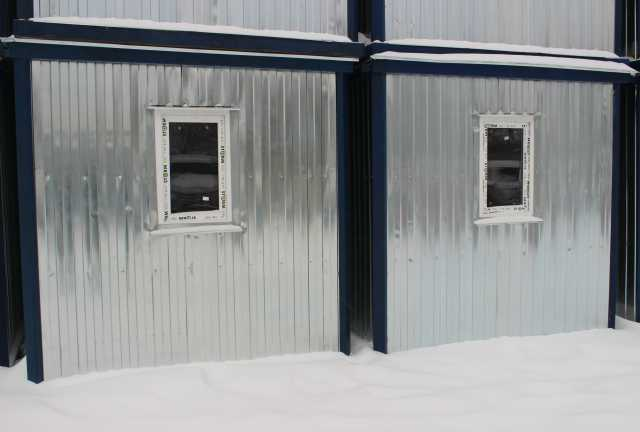 Продам Бытовка Блок контейнер 6м-Зима/ Электрик