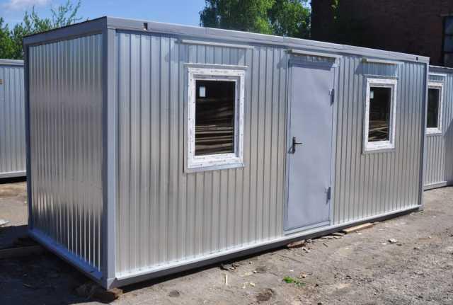 Продам Блок-контейнер БК04 6х2,4 «Распашонка»