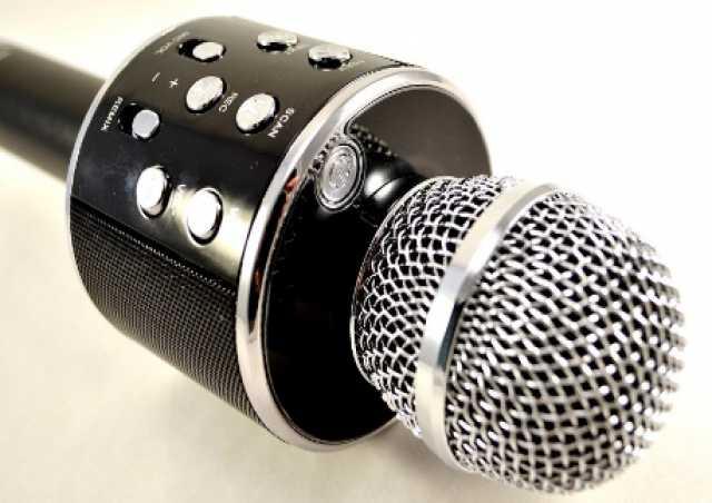 Продам портативная караоке система - микрофон