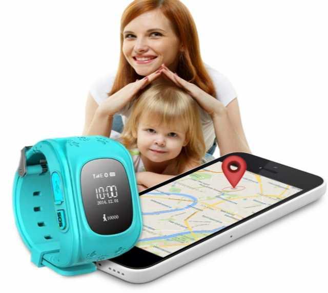 Продам Умные детские часы GPS Smart Baby Watch