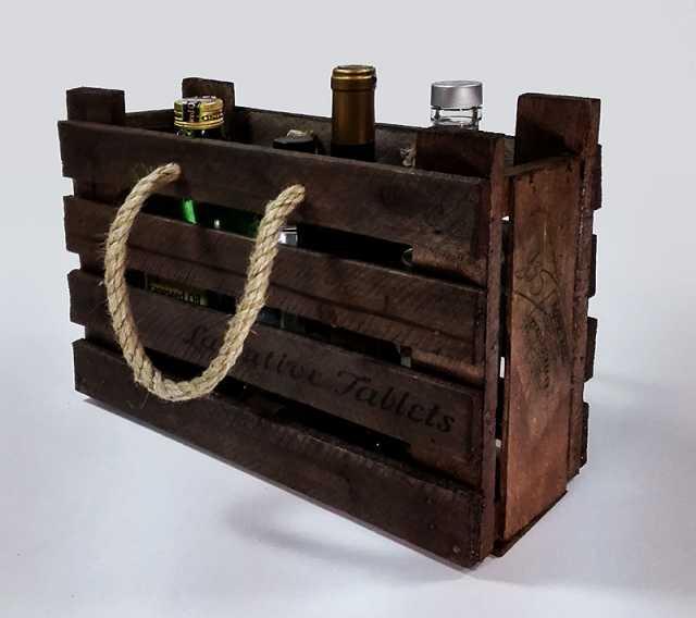 Продам Ящик для хранения и переноски. Лофт