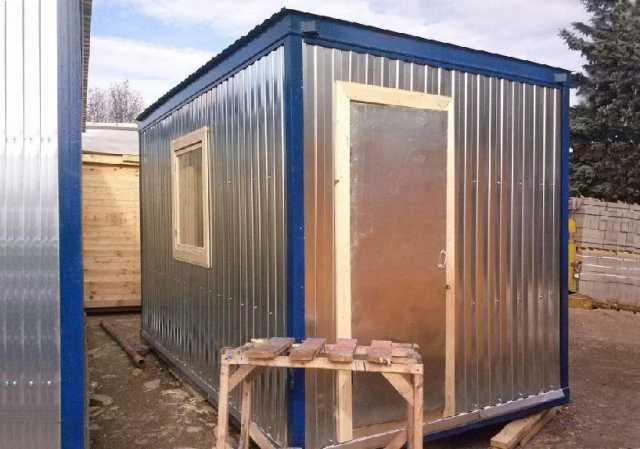 Продам Блок-контейнер БК03 4х2,4