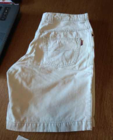 Продам Шорты Paddocks джинсовые, белые.