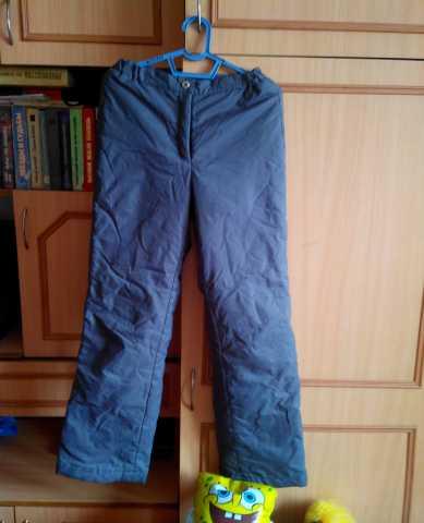 Продам демисезонные брюки