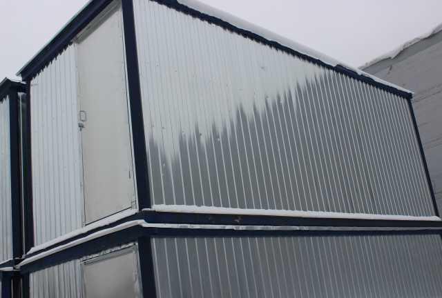 Продам Бытовка/Блок контейнер 6м Новая