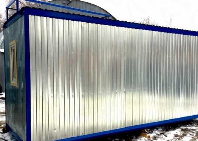 Продам Бытовка Блок контейнер - Для проживания