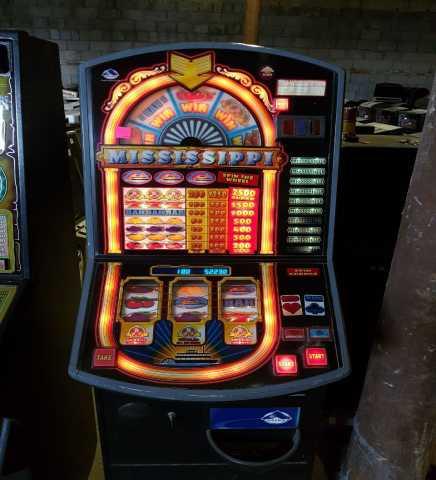 Продам Игровой автомат для казино Миссисипи