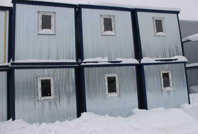 Продам Блок Контейнер бк-01 6 м для жилья,склад