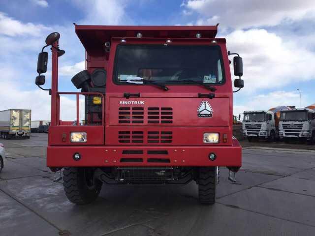 Продам: грузовой автомобиль самосвал HOWO карьер