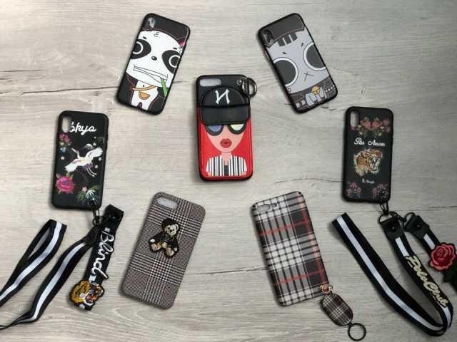 Продам Чехлы IPhone 8/8Plus/X