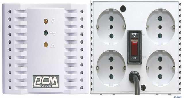 Продам: Стабилизатор напряжения Powercom TCA 120