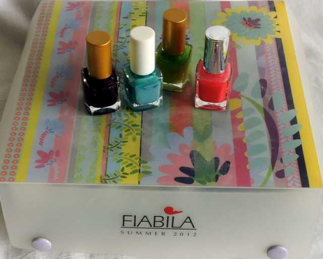Продам Лак для ногтей Fiabila. 64шт