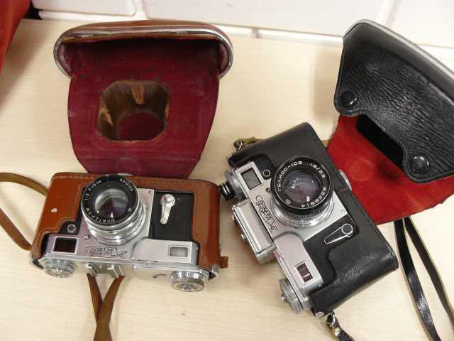 Куплю: фотоаппараты и объективы