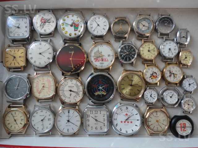 Скупка.советских.механических.часов. часа верстка стоимость