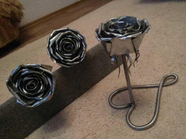 Продам Кованые розы