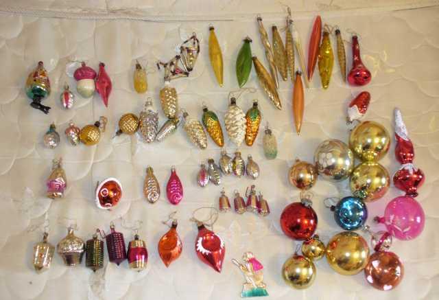 Продам елочные игрушки  СССР