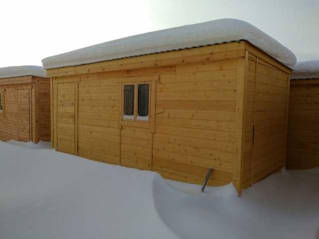 Продам Предлагаем деревянную бытовку арт.110