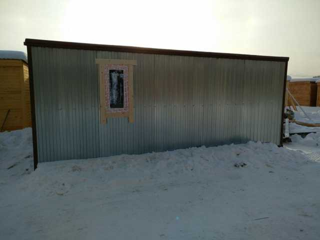Продам Блок-контейнеры жилые 6м (вагонка)