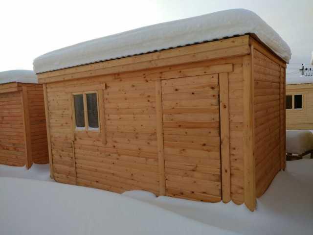 Продам: Предлагаем деревянную бытовку арт.134