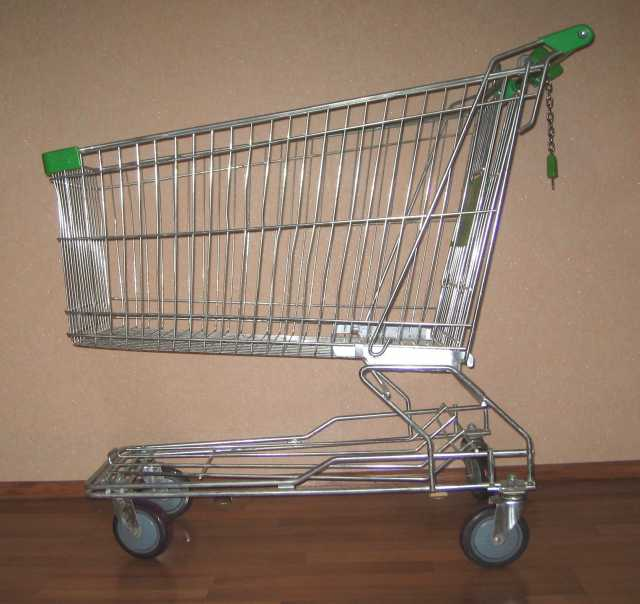 Продам тележку покупательскую «SMEP-А125»