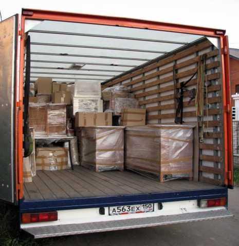 Предложение: Перевозка мебели на газели