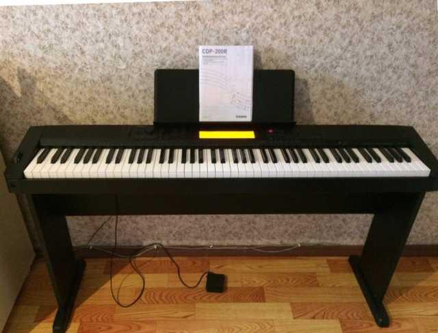 Продам Цифровое фортепиано