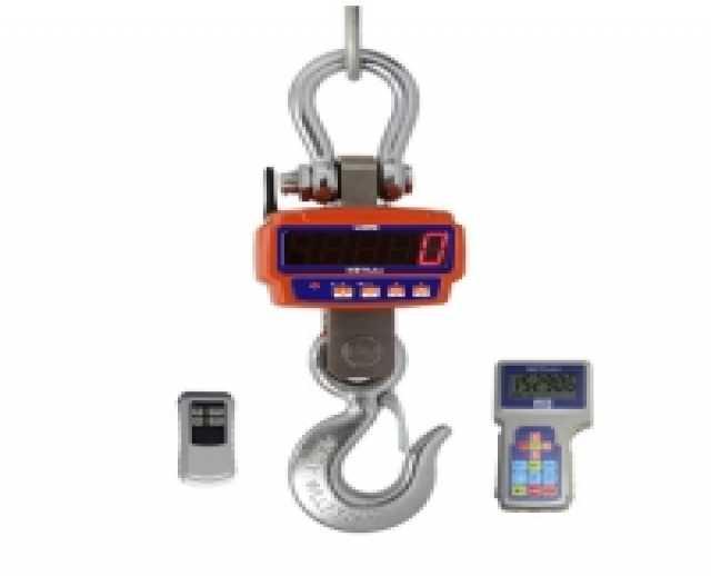 Продам Весы крановые электронные до 10тонн